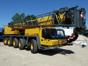 arenda-avtokrana-100-tonn-Grove-GMK-5100